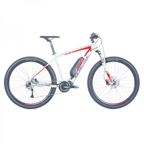 "ΠΟΔΗΛΑΤΟ IDEAL E-BIKE HILLMASTER-E9 618-E9 29"" 440MM 402940144GYRD183440GY/RD"